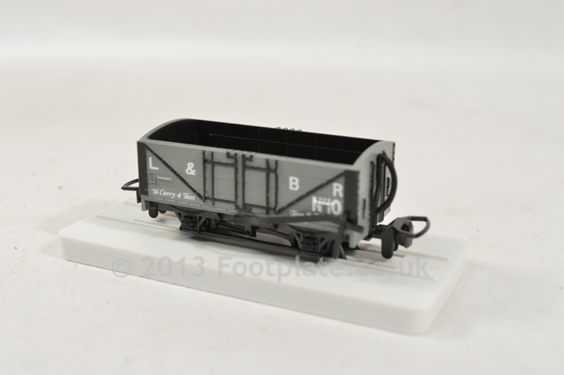 Peco GR-200u Open Wagon (Unlettered)
