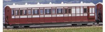 Peco GR-420A Lynton & Barnstable Brake Coach No.15