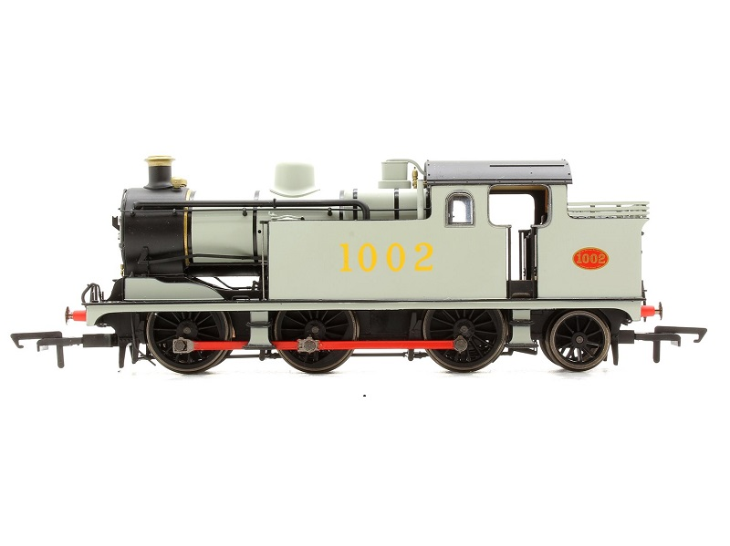 Oxford Rail OR76N7001 N7 Loco GET K86 (NF) 0-4-2 No1002