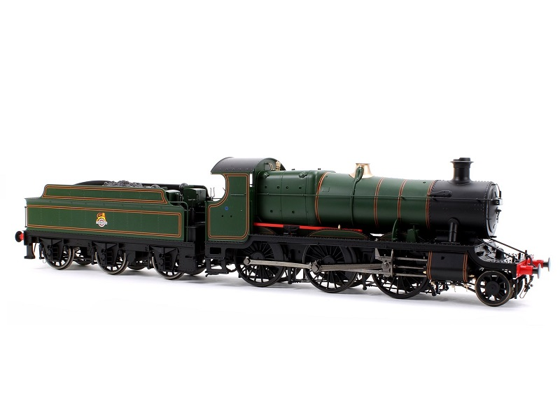 Heljan 4311 43xx 2-6-0 BR Green lined with early crest