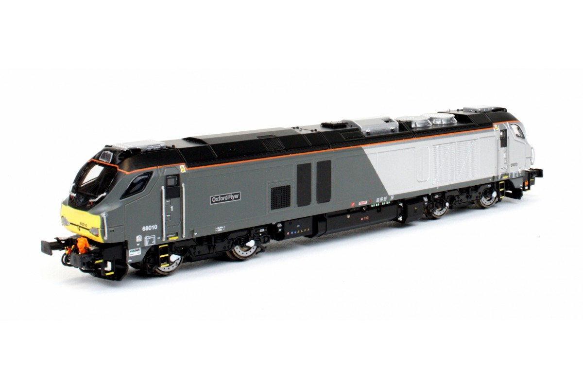 Dapol 2D-022-003 Class 68 Oxford Flyer 68010 Chiltern