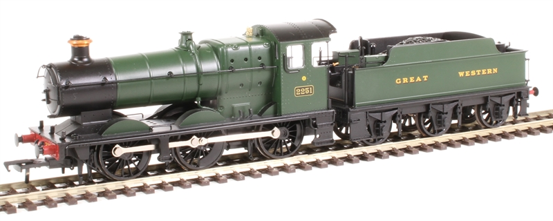 Bachmann 32-304A Class 2251Collett Goods 2251 Great Western Green
