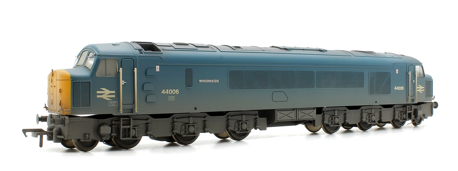 Bachmann 32-651A Class 44 44006 Whrnside BR Blue - Weathered