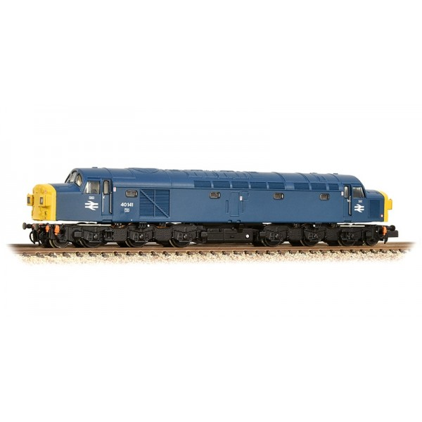 Graham Farish 371-183DS Class 40 40141 BR Blue Sound