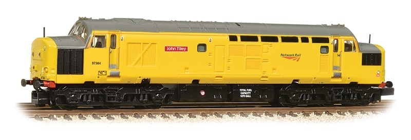 "Graham Farish 371-468A Class 37/0 97304 ""John Tiley"" Network Rail"