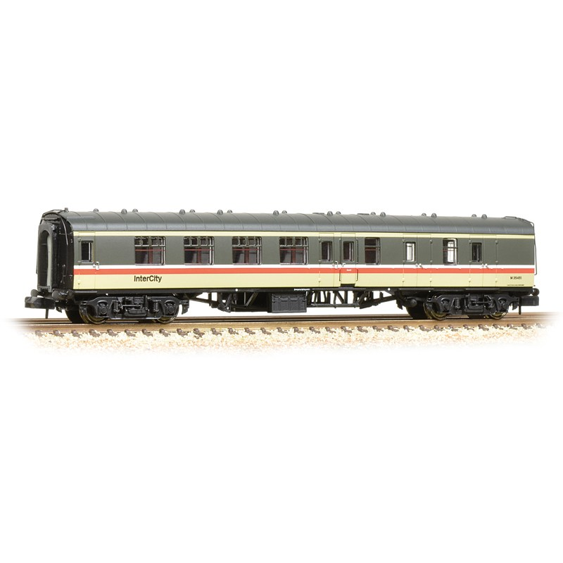 Graham Farish 374-192 BR KM1 BSK Coach brake second corridor intercity