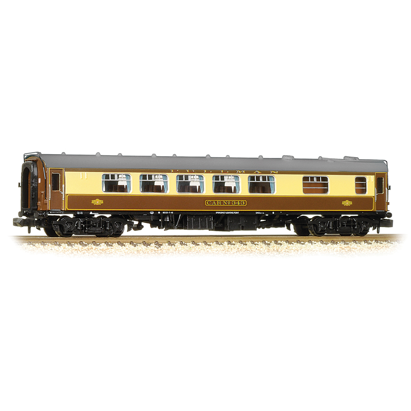 Graham Farish 374-230D BR MK1 Pullman SO second kitchen number & cream 'car 340'