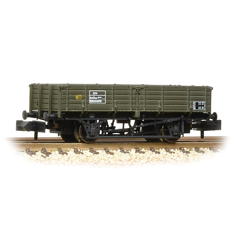 Graham Farish 377-775 12 Ton pipe wagon BR Engineers olive green