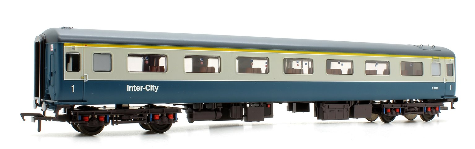 Bachmann 39-650DC BR MK2F FO First Open Open Blue & Grey DCC