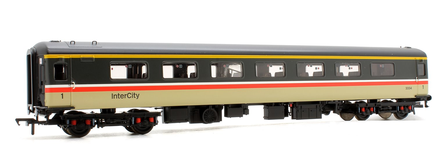 Bachmann 39-652DC BR MK2F FO First Open Open InterCity DCC