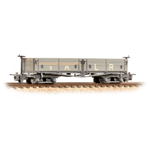 Bachmann 393-052 D class open oggie wagon a shiver light railway ( weathered)