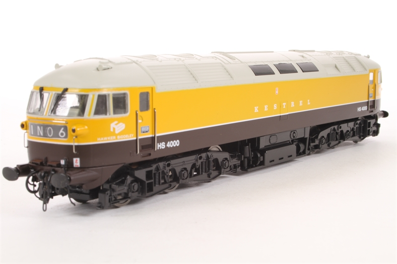 Heljan 4000 Locomotive Limited Edition
