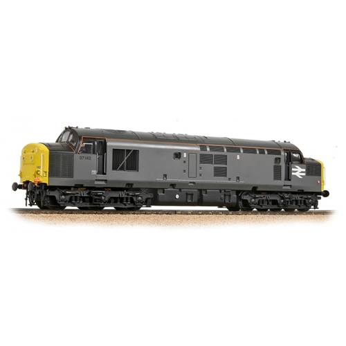 Bachmann 32-788DBSD Class 37/0 Engineers Grey Pristine32-788 (sound)