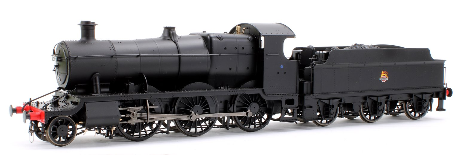 Heljan 4310 43xx 2-6-0 BR black with early crest