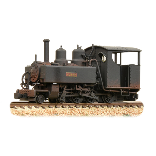 Bachmann 391-028 Baldwin Class 10-12-D 'Hummy' Ashover Black Weathered