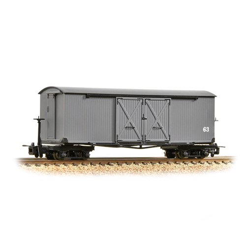 Bachmann 393-026 boggie goods van ' Norton estates '