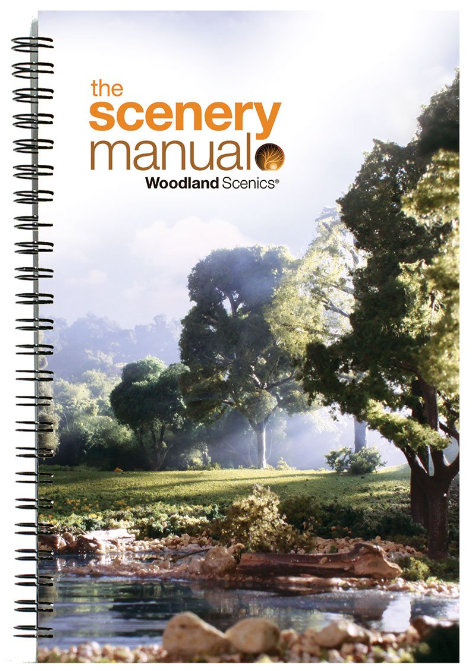 Woodland Scenics C1207 The Scenery Manual