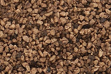 Woodland Scenics B1386 Brown Coarse Ballast - Shaker