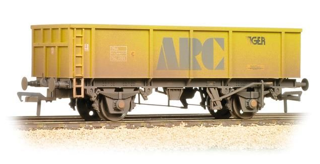 Bachmann 37-552C 46t POA Mineral Wagon 'ARC TIGER' (weathered)