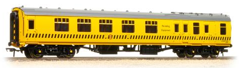 Bachmann 39-231 Mk1 BCK Brake Composite Corridor BR departmental yellow