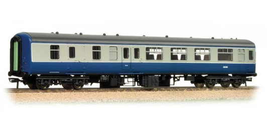 Bachmann 39-380A BR Mk2A BSO Brake Second Open Blue & Grey