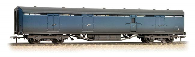 Bachmann 34-652B Thompson 63ft full brake BR blue (weathered)
