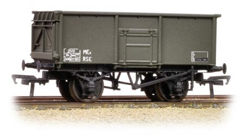 Bachmann 37-255 16t Mineral Wagon ZHV BR Departmental Olive