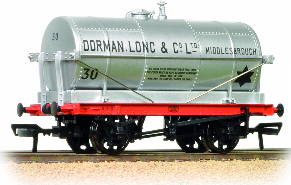 Bachmann 37-2015K 14t Tank Wagon 'Dorman Long' - Collectors Club