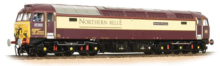 Bachmann 32-764 Class 57/6 57305 'Northern Princess' Northern Belle