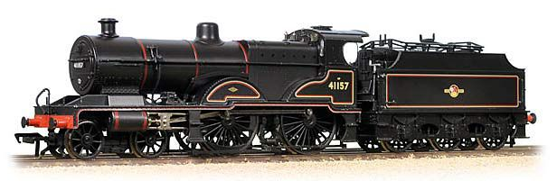 Bachmann 31-933 Class 1000 Midland Compound 4-4-0 41157 BR lined black with late crest
