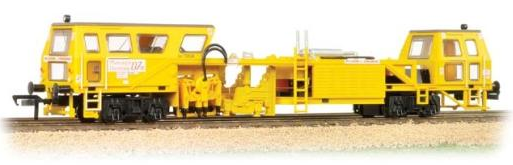 Bachmann 36-165A Plasser Tamper track maintenance machine (motorised)