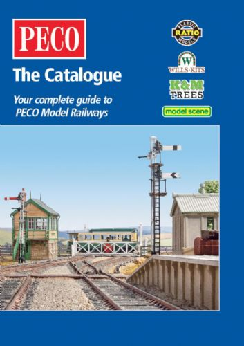 Peco CAT-3 Peco Complete Catalogue & Price list