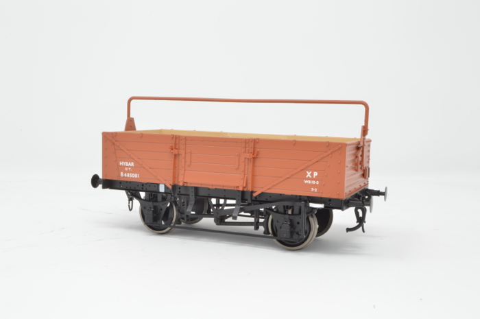 7F-053-009 5 Plank Open High Bar Bauxite B485081