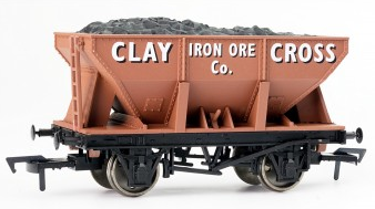 Dapol 4F-033-009 24t Steel Ore Hopper Clay Cross