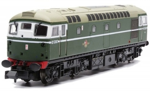 Dapol 4S-043-004 Class 43xx Mogul 2-6-0 7324 BR Black with early crest