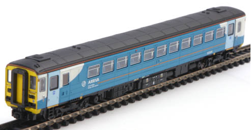 Dapol ND-114F Class 153 Arriva Trains Wales (Motorised)