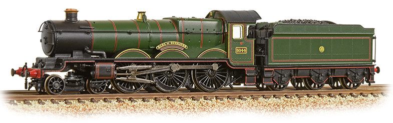 Graham Farish 372-030 Castle Class 5044 'Earl of Dunraven' GWR Shirtbutton