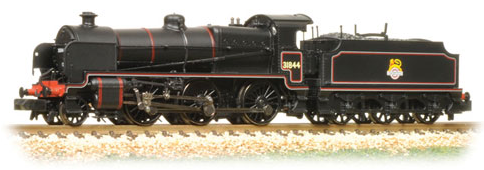 Graham Farish 372-931 Class N 2-6-0 31844 BR black with early crest