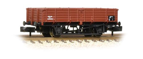 Graham Farish 377-777 12 Ton pipe wagon BR Bauxite (late)