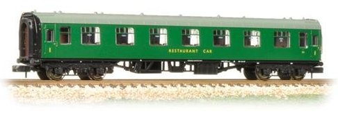 Graham Farish 374-809 Mk1 RFO Restaurant Car BR (SR) Green