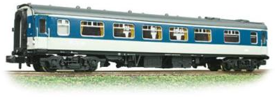 Graham Farish 374-221A Mk1 FK Pullman First Kitchen Car BR Blue & Grey