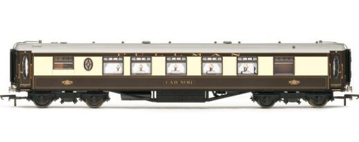 Hornby R4486 Pullman 3rd Class Kitchen Car 'No. 61'