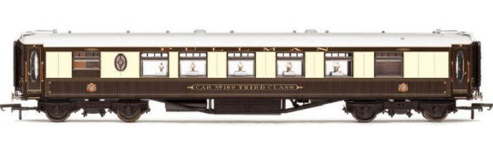 Hornby R4424 Pullman 3rd Class Kitchen Car 'No 169'