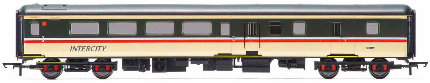 Hornby R4811 Mk2E Open Brake Second Coach (BSO) 9502 Executive Livery
