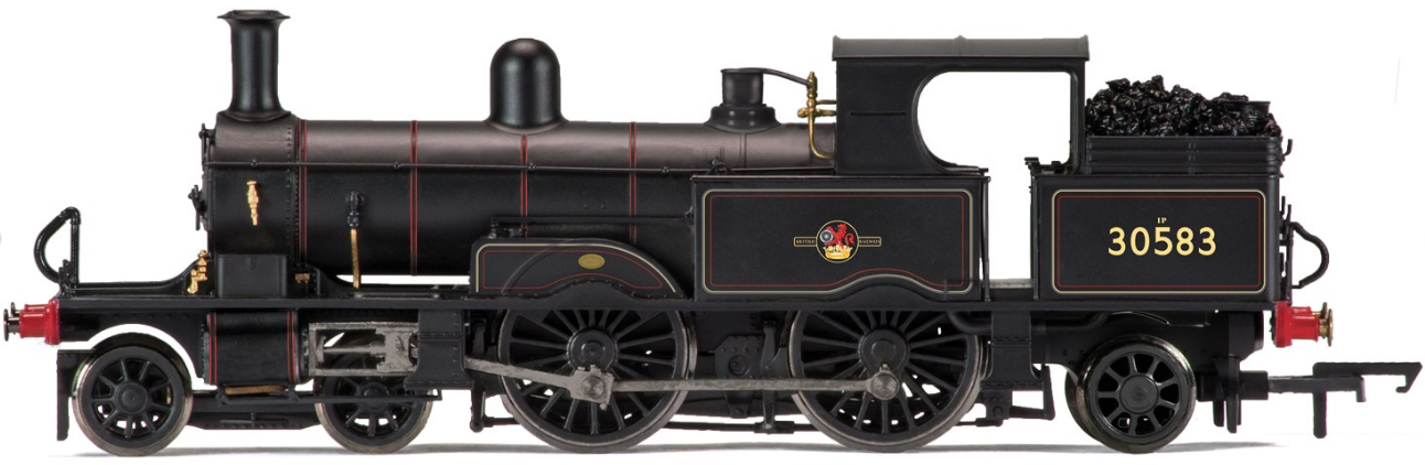 "Hornby R3635 Lord Nelson Class 4-6-0 30863 ""Lord Rodney"" BR Green with early crest"
