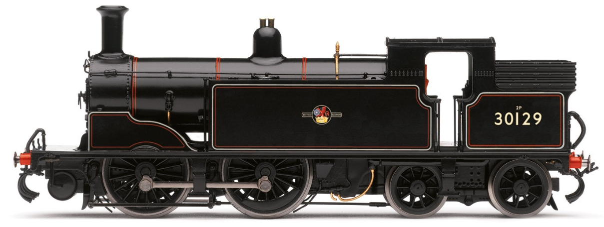 "Hornby R3677 Princess Coronation Class (Streamlined) 4-6-2 6229 ""Duchess of Hamilton"" LMS Crimson Lake (as preserved)"