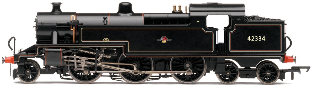 "Hornby R3603TTS Lord Nelson Class 4-6-0 30850 ""Lord Nelson"" BR Green with late crest (TTS Sound)"