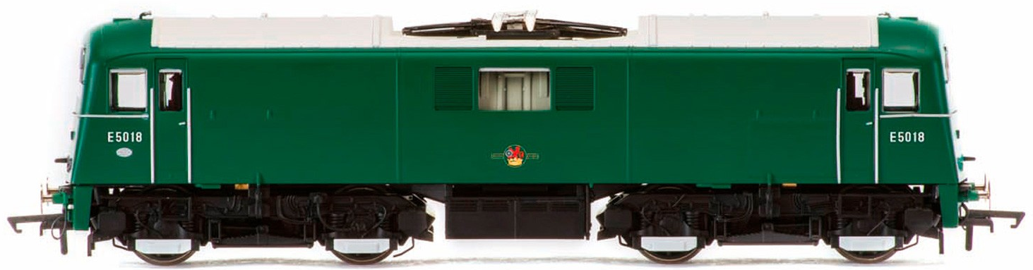 Hornby R3568 Class 71 Electric E5018 BR Green with late crest