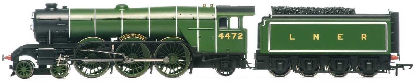 Hornby R3524 West Country Class (Rebuilt) 4-6-2 34096 'Trevone' BR Lined Green with late crest