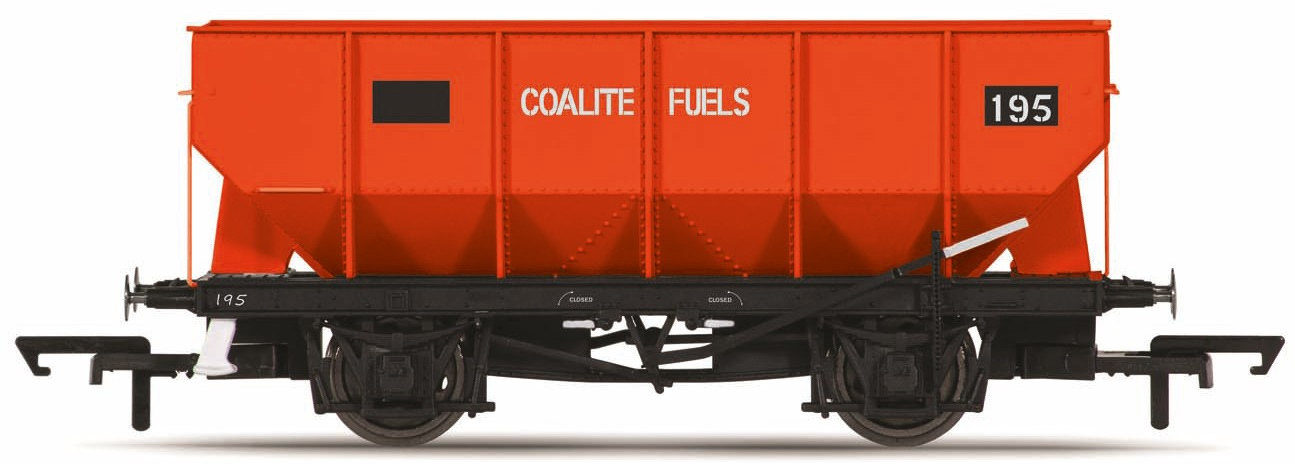 Hornby R6808 21T Hopper Wagon Coalite Fuels
